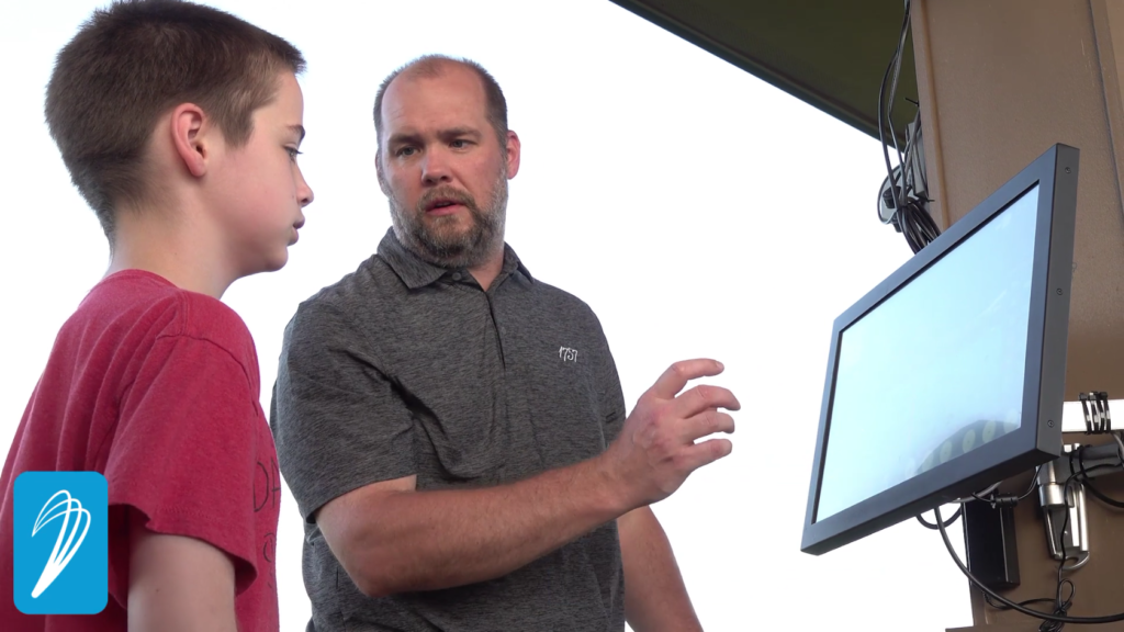 Promotional Video: High-tech Driving Range- Family